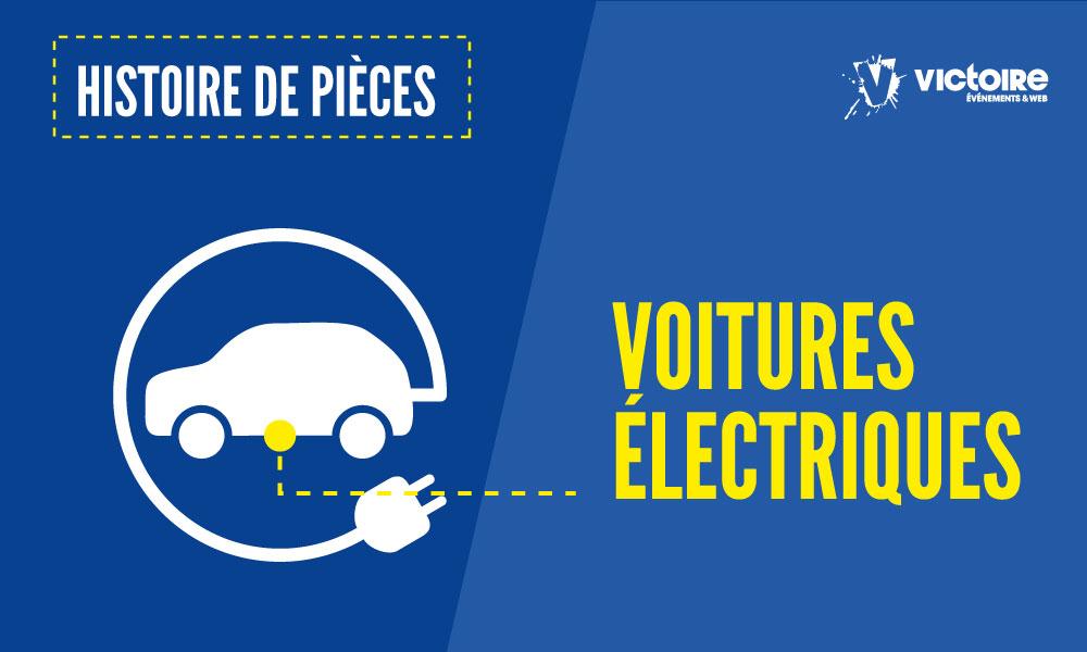 Brève histoire de la voiture électrique