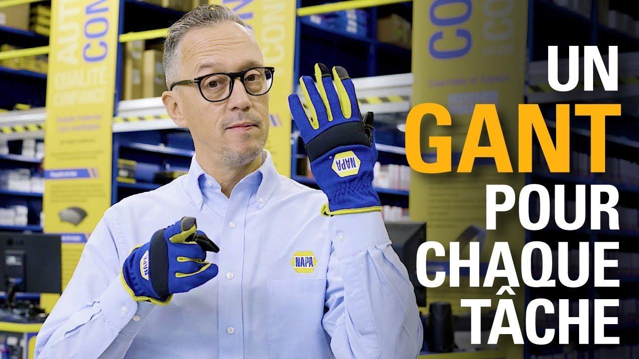Magasiner, on connaît ça - Comment choisir les bons gants
